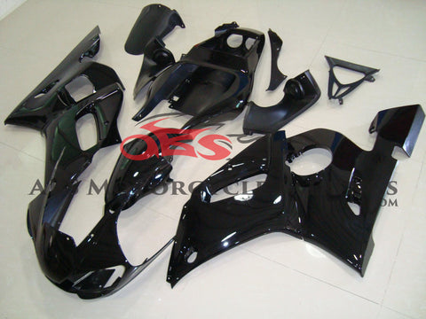 All Gloss Black 1998-2002 Yamaha YZF-R6