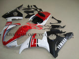 Yamaha YZF-R6 (2003-2004) Red, White & Matte Black Fairings