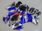 Yamaha YZF-R6 (2006-2007) Blue, White & Black Fairings