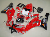 Yamaha YZF-R6 (2006-2007) Red, White & Black Fairings