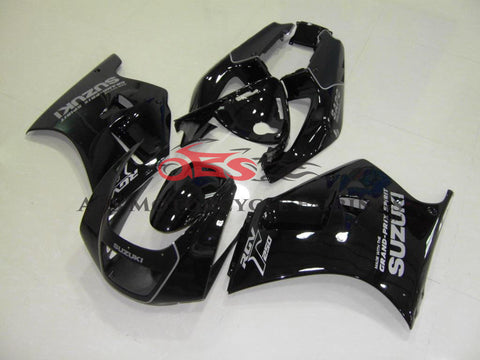Black with White Decals 1991-1996 Suzuki RGV250 VJ22