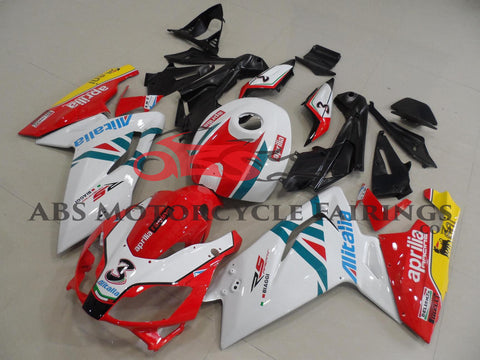 Alitalia 3 Red & White 2006-2011 Aprilia RS125