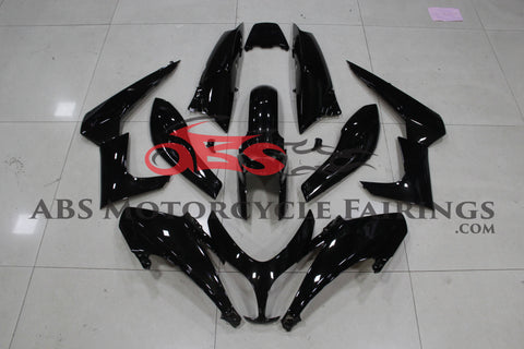 All Gloss Black 2008-2011 Yamaha T-MAX500