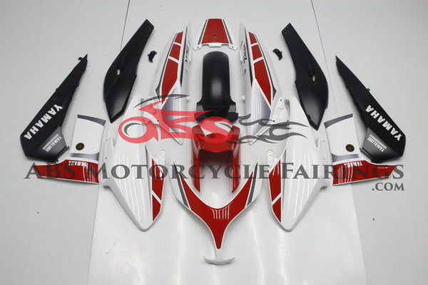 Red White & Black 2008-2011 Yamaha T-MAX500