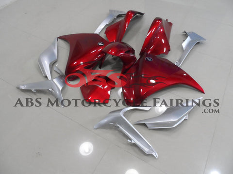 Candy Red 2010-2013 Honda VFR1200