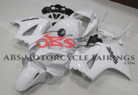 All White 2002-2012 Honda VFR800