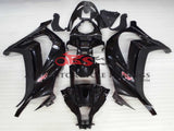 Black Fairing Kit for a 2011, 2012, 2013, 2014 & 2015 Kawasaki Ninja ZX-10R motorcycle