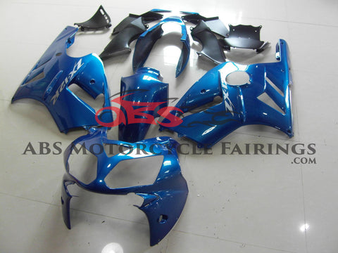 KAWASAKI NINJA ZX12R (2002-2006) BLUE FAIRINGS
