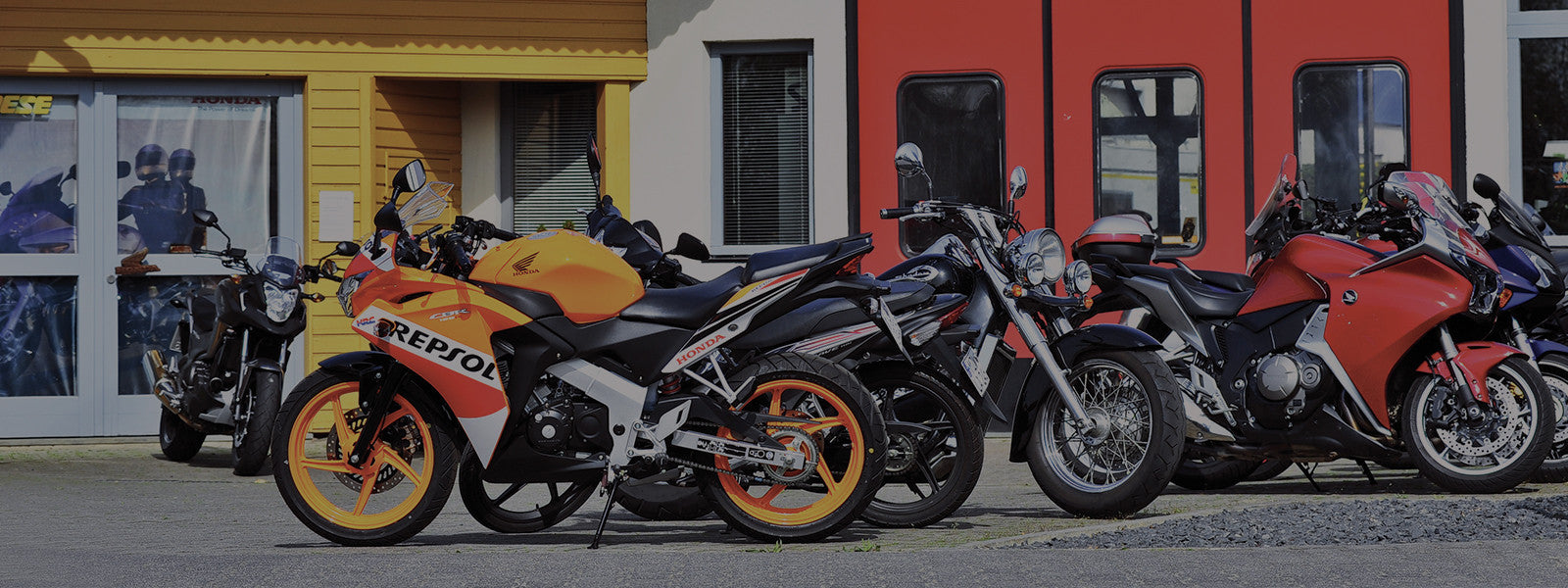 AFTERMARKET FAIRINGS - OEM QUALITY
