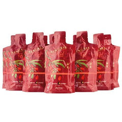 Young Living Ningxia Red 10 - 2 Oz Pouches.  Great for on the go!!