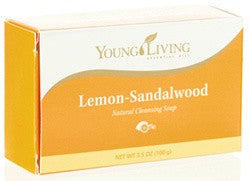 Bar Soap - Lemon Sandalwood