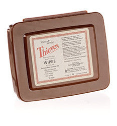 Young Living Thieves Wipes