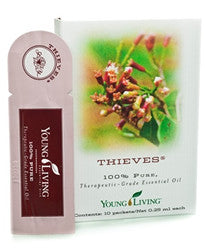 Thieves Essential Oil Sample