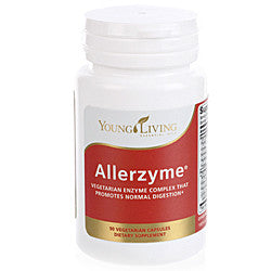 Young Living Alerzyme 90 CT Dietary Supplement