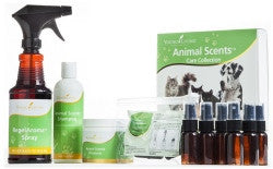 Young Living Animal Scents Care Oils Collection Kit for small pets or animals