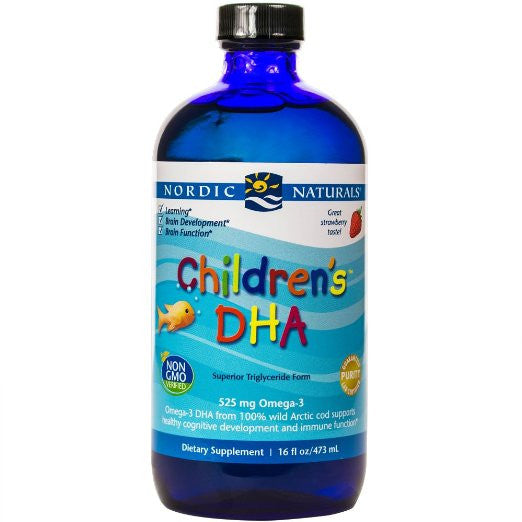Children's DHA, Healthy Cognitive Development and Immune Function, 16 Ounces
