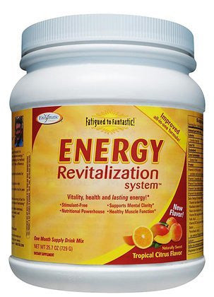Enzymatic Therapy Energy Revitalization System Tropical Citrus -- 25.5 oz