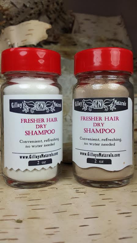 Fresher Hair Dry Shampoo