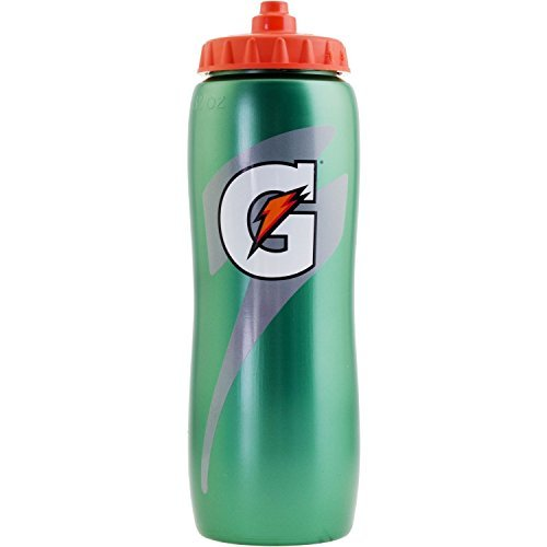 Gatorade Sports Bottle in 32 Oz. Size with new easy grip design G series