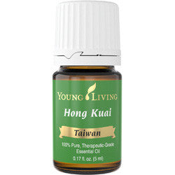 Young Living Hong Kuai 5 ML 100 % Therapeutic Grade Essential Oil Supplement