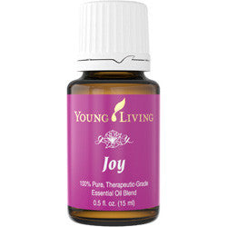 Young Living Joy 15 ML 100 % Therapeutic Grade Essential Oil Supplement