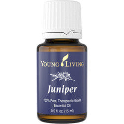 Young Living Juniper 15 ML 100 % Therapeutic Grade Essential Oil Supplement
