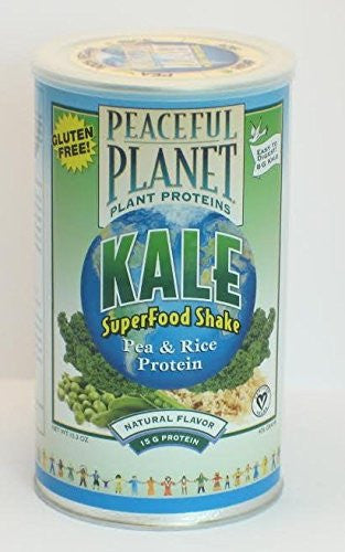 Kale Super Food Shake 29 g/Natural Solaray 15.3 oz Powder