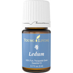 Young Living Ledum 5 ML 100 % Therapeutic Grade Essential Oil Supplement