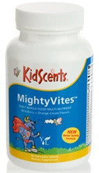 Young Living KidScents MightyVites 90 Chewable tablets