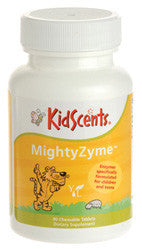 Young Living KidScents MightyZyme 90 Chewable Tablets