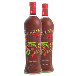 Young Living Ningxia Red 2 Pack Bottles 750 ML Each