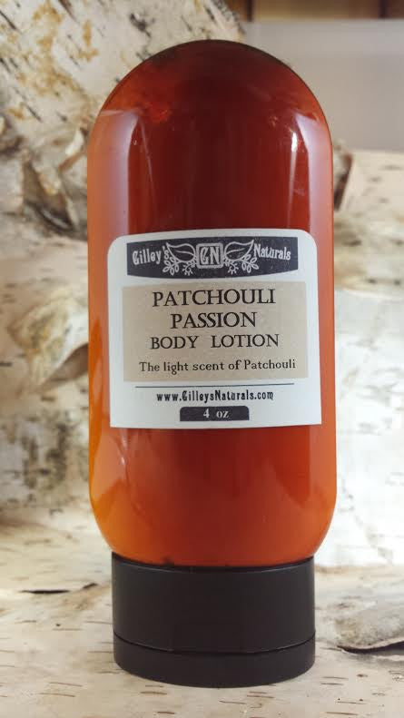 Patchouli Passion Lotion