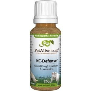 PetAlive KC-Defense for Kennel Cough Respiratory in Pets (granules)