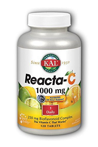 Reacta -C 1000 mg Kal 120 Tabs