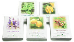 Young Living Sample packets.  Receive 10 packets of Thieves, Peppermint, Lavender, Lemon, and Piece and Calming.