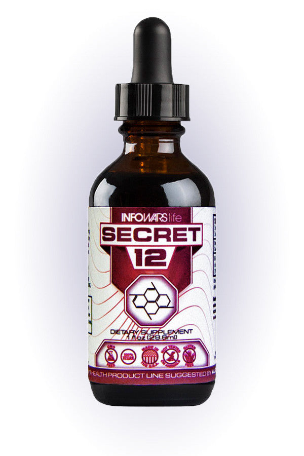 Secret 12 - Discover The Benefits of Super Advanced Vitamin B-12 with the Secret 12™ Proprietary Formula Supplement