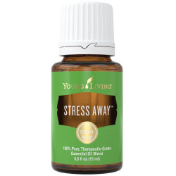 Young Living Essential Oils Stress Away 15 ML Blend 100% Pure Therapeutic Grade Essential Oil Supplement