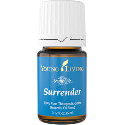 Young Living Surrender 5 ML Blend 100 % Therapeutic Grade Essential Oil Supplement