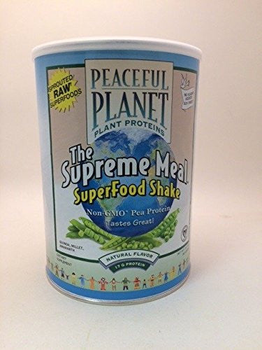 The Supreme Meal VegLife 24.7 oz Powder