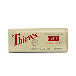 Young Living Thieves Mints ( 1 Pack / Tin )