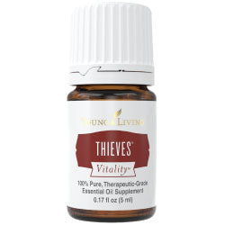 Young Living Essential Oils Thieves Vitality 5 ML