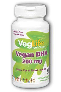 Vegan DHA VegLife 50 Veg Softgel