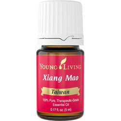 Young Living Xiang Mao 5 ML 100 % Therapeutic Grade Essential Oil Supplement