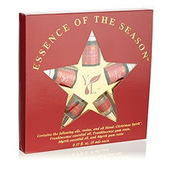 Young Living Essence of the Season Collection Kit includes Myrrh and Frankincense !