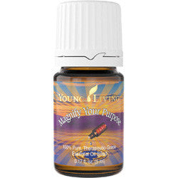 Young Living Magnify Your Purpose 5 ML 100 % Therapeutic Grade Essential Oil Supplement