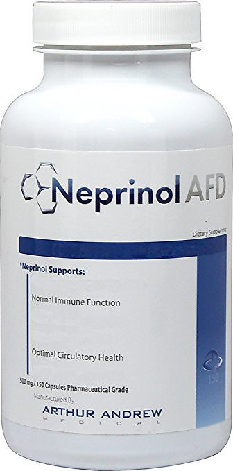 Neprinol-150 Capsules by Arthur Andrew Medical