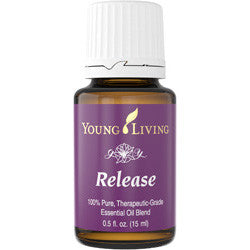 Young Living Release 15 ML Blend 100% Therapeutic Grade Essential Oil Supplement