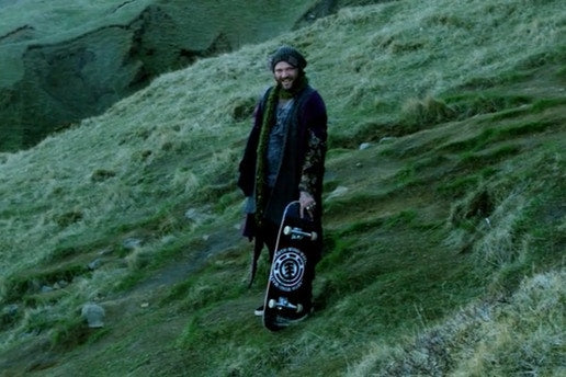Bam Margera and Friends Skate in Spain - 2017