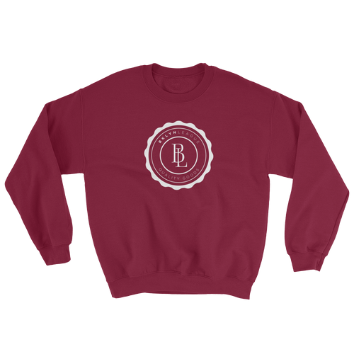 Crest Sweatshirt - BKLYN LEAGUE