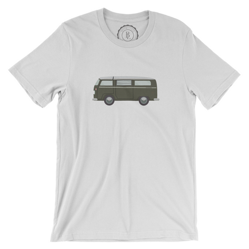 Camper Tee - BKLYN LEAGUE